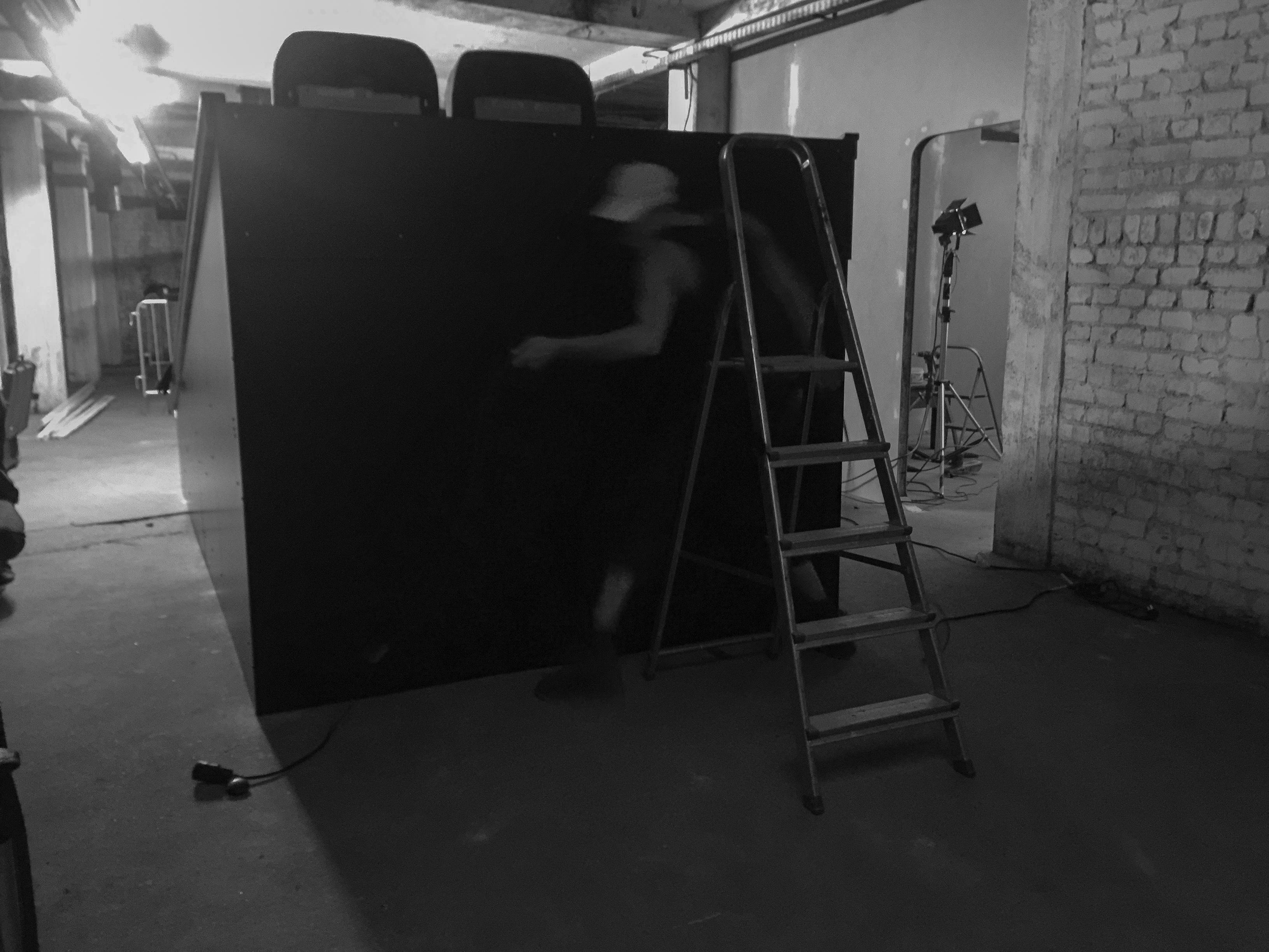 270-Grad-Video Bühne