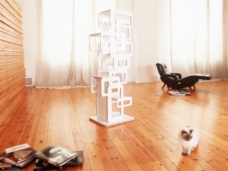 Wohnblock Interior by Oliver Kriege